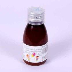 Chlorpheramine Paracetamol Phenylpherine HCL Syrup