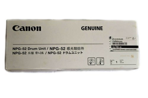 Canon NPG 52 Black Drum Unit