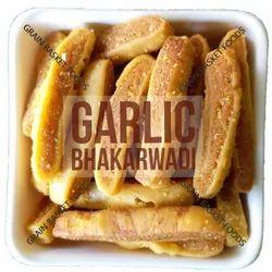 Garlic Pencil Bhakarwadi