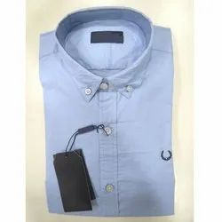 Blue Mens Shirts