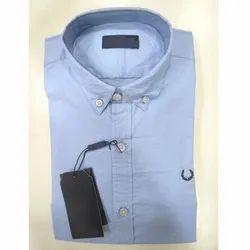 Blue Mens Shirts