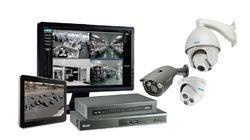White Matrix Video IP Surveillance System