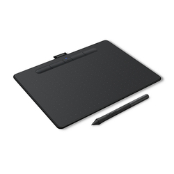 WACOM Intuos S, Black Tablet