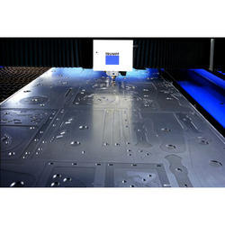 Laser Cutting Machine Services
