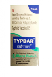 Typbar Typhoid Vaccine
