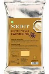 Society Coffee Premix Cappuccino