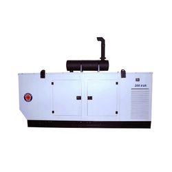 Silent or Soundproof Diesel Generator Cooper, 200 kVA, for Industrial