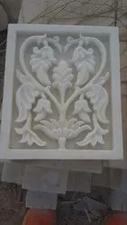 Heart Shape Marble Carving Work