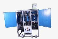 Double Die Thali Dona Making Machine