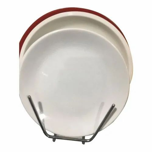 Swift Acrylic 11 Inch Dinner Plates For Caterers