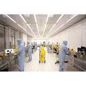 Clean Room For Semiconductor Industry