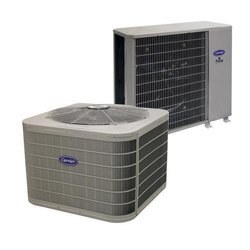 Stainless Steel Carrier Central Air Conditioner