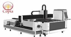 Sheet and Pipe Metal Duplex Laser Cutting Machine