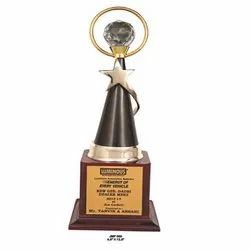 JMP 666 Award Trophy