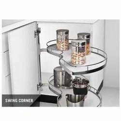 Stainless Steel Swing Corner