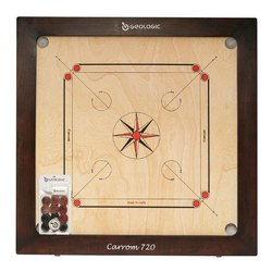 Geologic Wooden Carrom Board 720