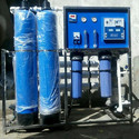 250 LPH Water Filter RO Plant