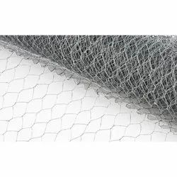 Stainless Steel Chicken Mesh Jali, Packaging Type: Roll