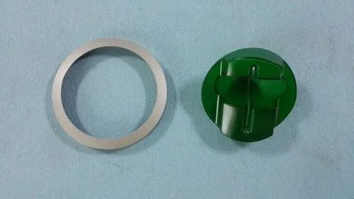Anti Skimming Skimmer Green Round With Frame ATM Parts