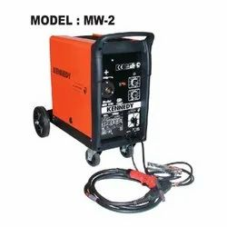 Kennedy Single and Three Phase Mig Welder Machine, Model Number/Name: Mw-2, 220-240V