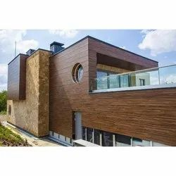 Wooden Wall Cladding Service
