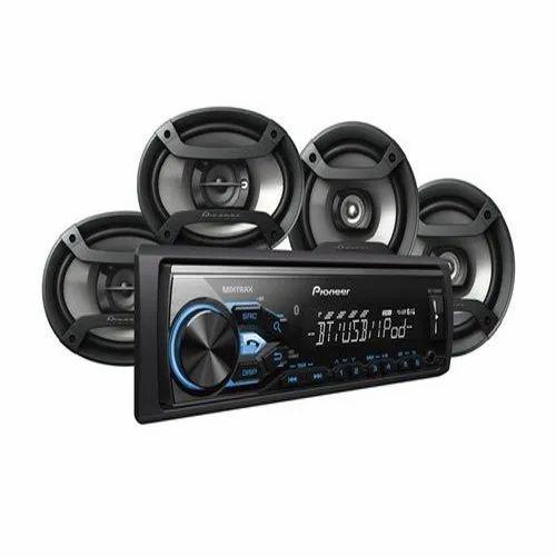 Car Audio System >> Pioneer Mxt X3869bt Car Audio System