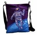 Astara Multicolor Canvas Sling Bag