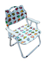 Folding Baby Chair- Animals