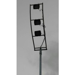 Petrol Pump Pole
