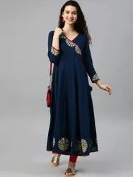 Ladies Casual And Fancy Kurti