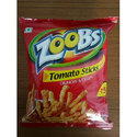Zoobs Tomato Sticks, Packaging Size: 15 gm