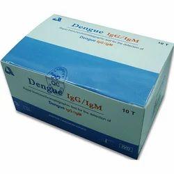 Dengue IgG/IgM Device