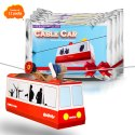12 In 1 Cable Car Diy Electronics Kit