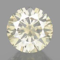 Off White Loose Diamond