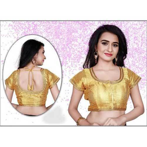 e06dc2524e6e5 Manufacturer of Designer Blouse   Party Wear Blouse by Pehr ...