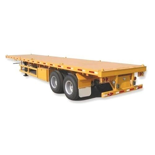 40 Feet Flat Bed Trailer