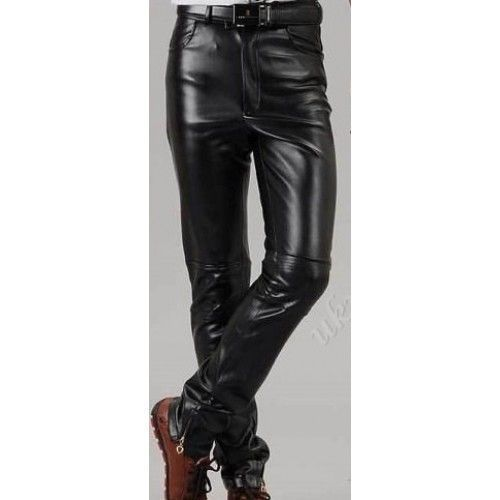 2defaa62 Men Leather Trousers, Rs 3200 /piece, Falah Exports | ID: 11690676330