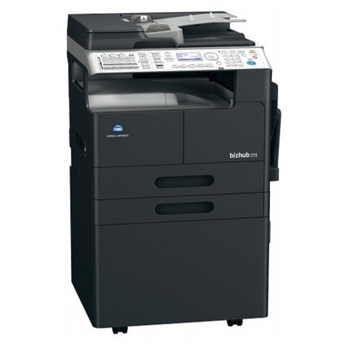 KONICA MINOLTA BIZHUB 215 PRINTER GDI/XPS/FAX DRIVERS MAC