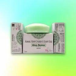 Aloe Vera, Vitamin E Acetate And Glycerin Soap