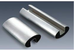 Stainless Steel Slotted Tube