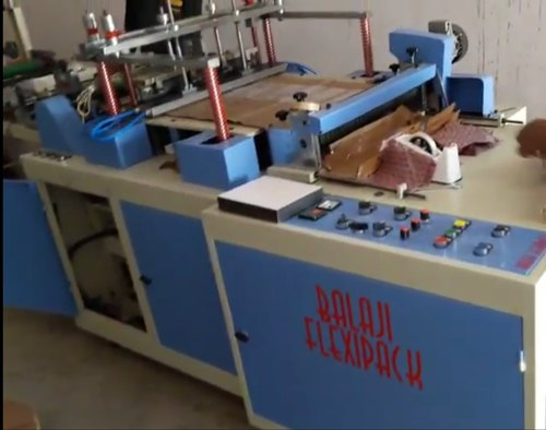 Automatic Self Lock Bag Making Machine