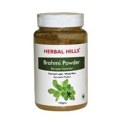 Natural and Vegan Brahmi Bacopa Monnieri 100 gms Powder