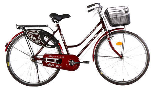 a34d4f214bf Hercules Bsa Ladybird Ladies Cycle, Size: 20 Inch, Rs 6000 /piece ...