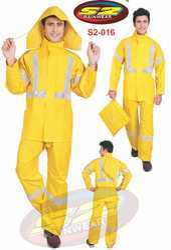 S2-016 Polyester Rain Suit