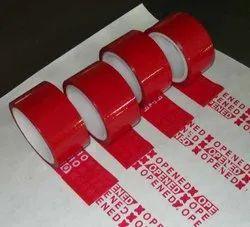 Tamper Evident Seal Tape