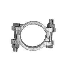 Dixon Double Bolt Clamps