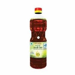 Cold Pressed Patanjali Mustard Oil, Packaging Type: Plastic Bottle, Packaging Size: 1 litre