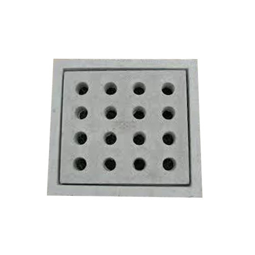 Rcc Full Floor Square 1212 Inch Drain Cover With Frame Rs 180