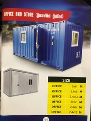 Office/Stores Container For Site