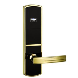 HL-500-GG PVD Golden Hotel Lock